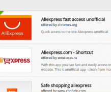Aliexpress app – how to install it